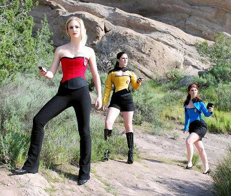 Star Trek korzety