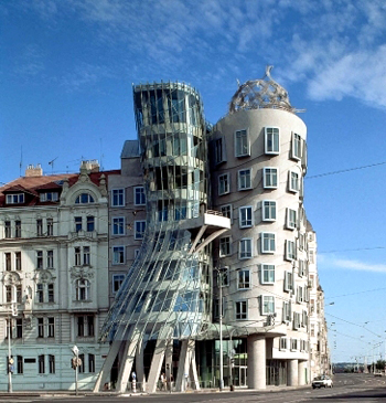 dancing house tancici dum
